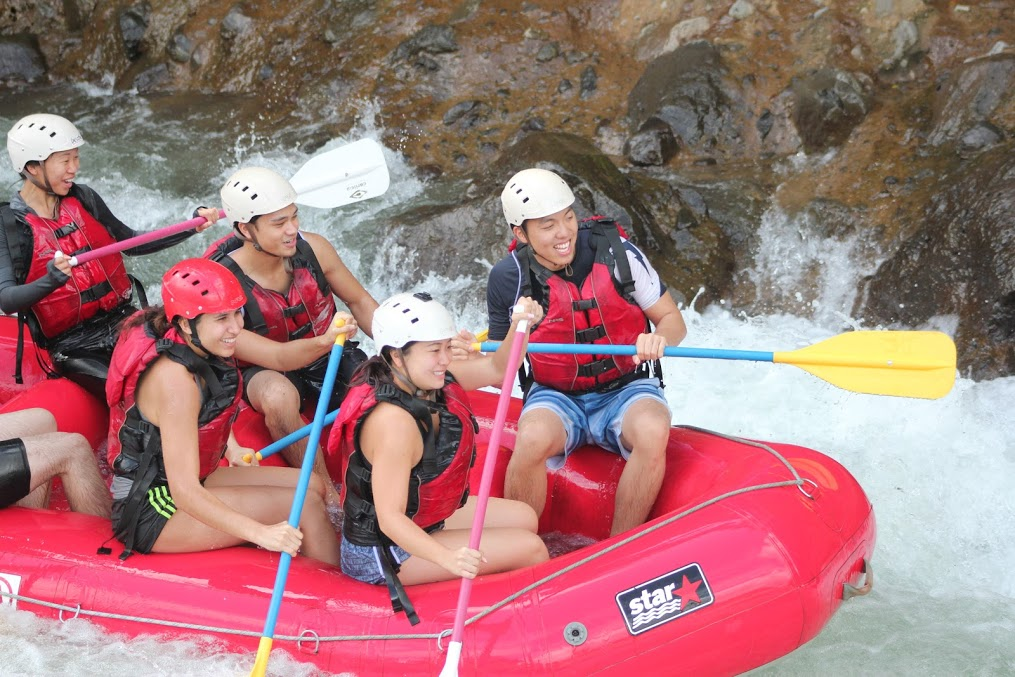 Desafio White Water Rafting