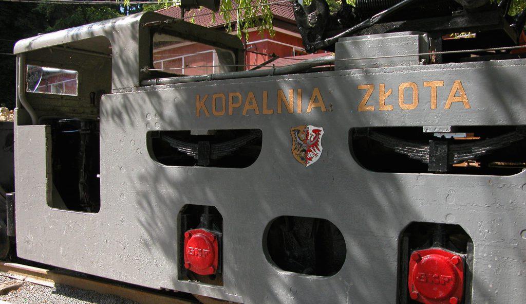 Kopalnia Zlota Mining Cart