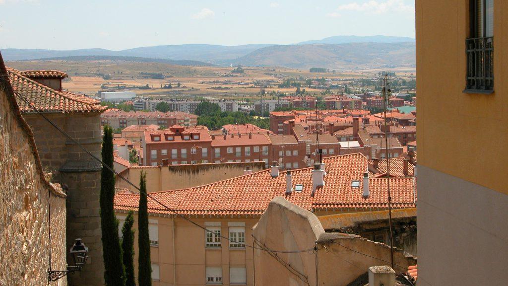 The Town of Avila