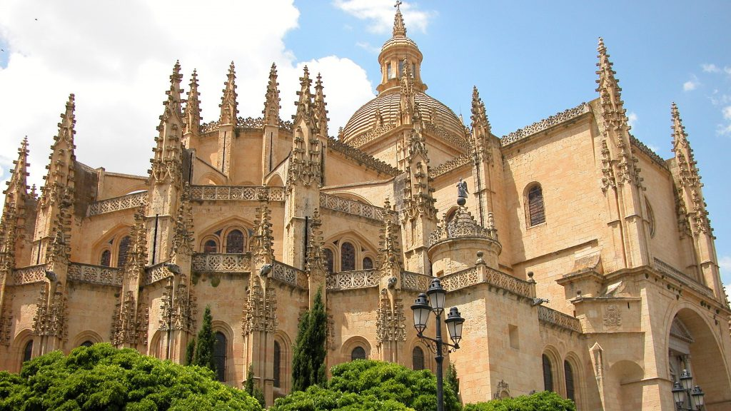 Segovia Cathedral