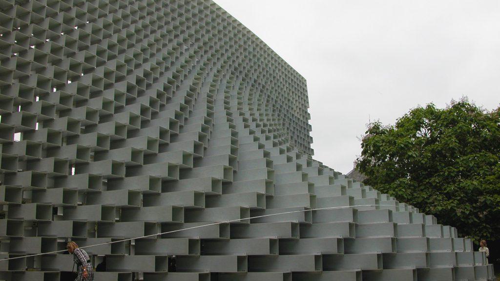 Kensington Gardens Serpentine Pavilion
