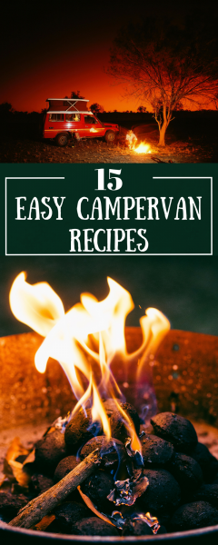 15 Easy Campervan Recipes