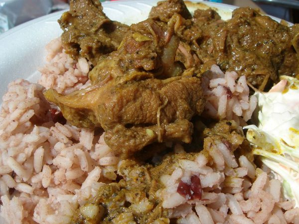 Jamaican Curried Goat