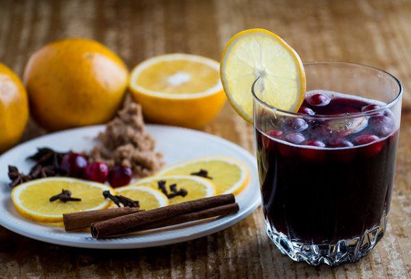 Gluehwein — or mulled wine
