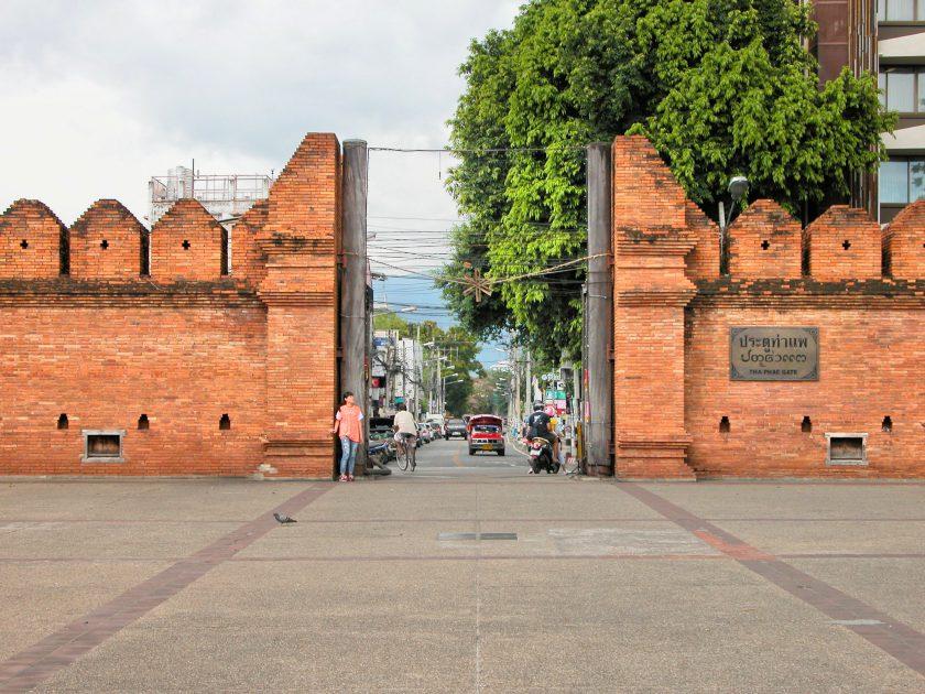 Tapae Gate Chiang Mai