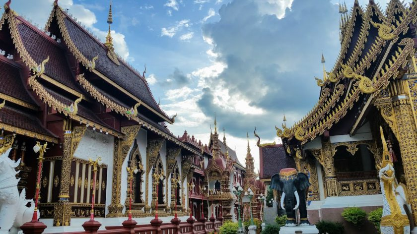 Chiang Mai temple