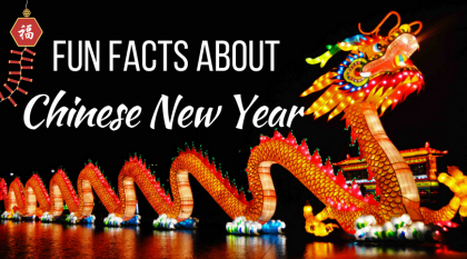 Fun Facts About Chinese New Year