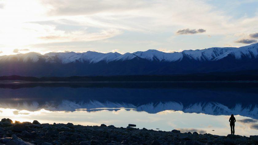 Lake Pukaki New Zealand