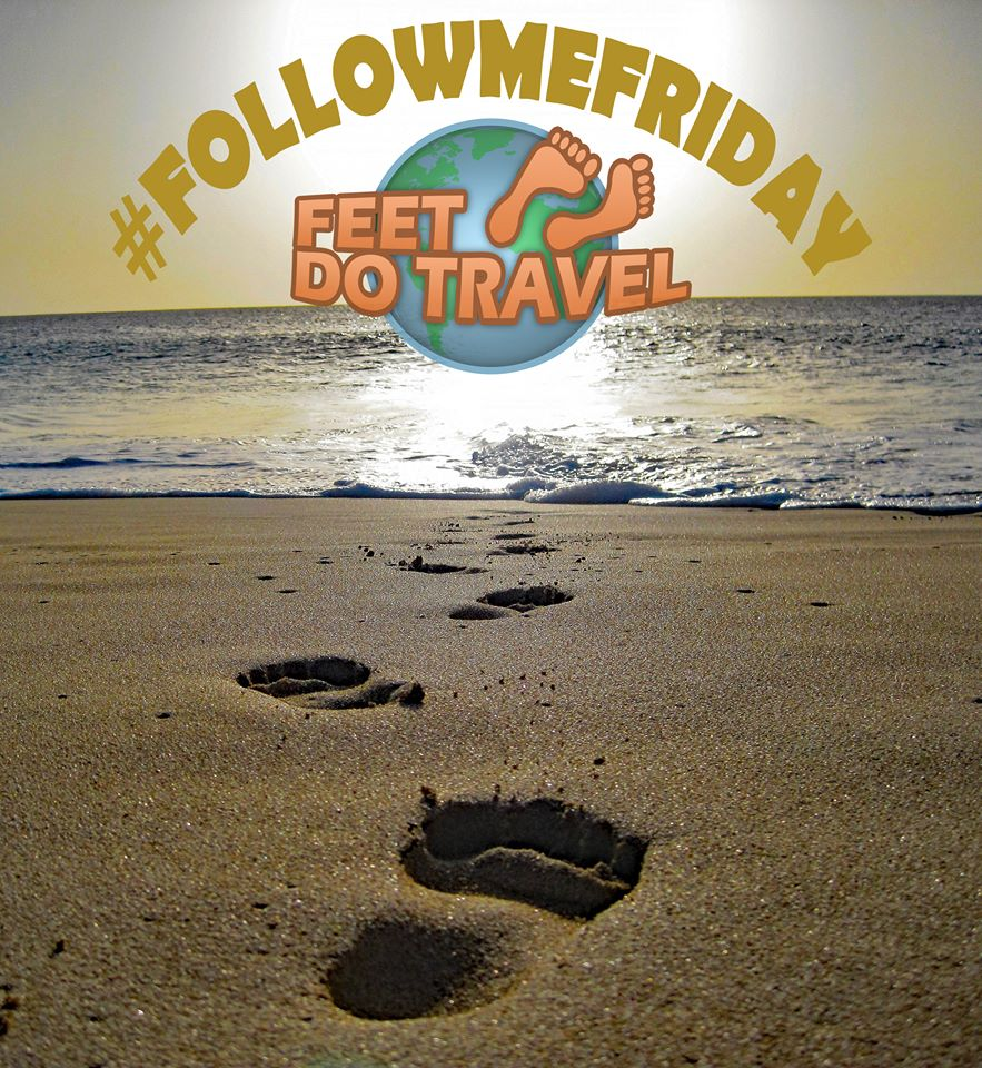 FeetDoTravel Badge