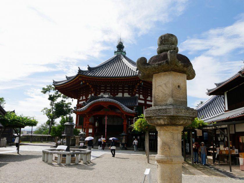 Nara Japan Temple