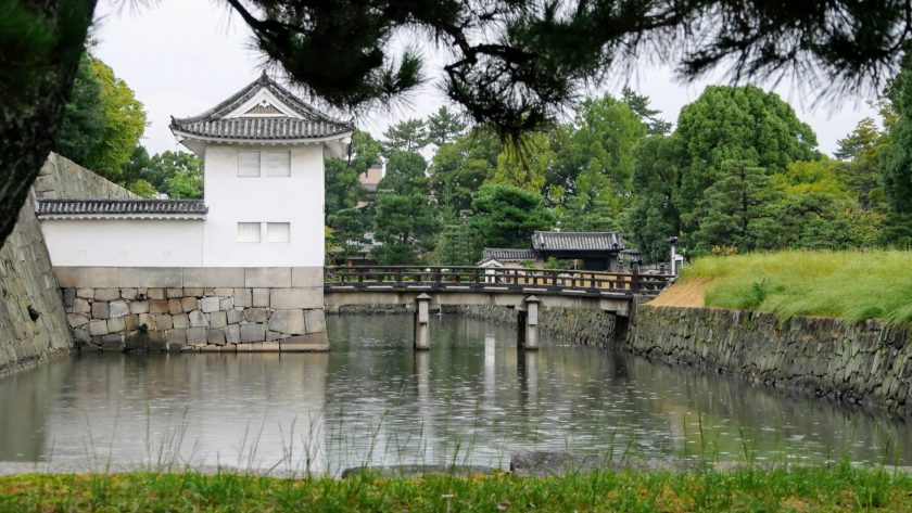 Bridge to Nijo Castle
