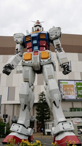 Full Size Gundam